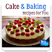 Download Cake and Baking Recipes 3.09 APK