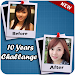 Download 10 years Challenge: Before and After Me challenge 1.1 APK