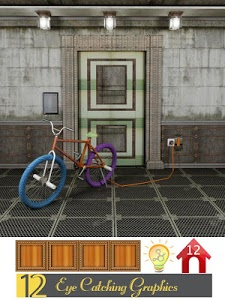 screenshot of 100 Doors Brain Teasers 1 version 4.1