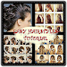 100 Easy Hairstyles