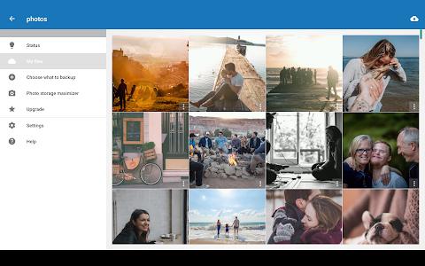 screenshot of 100 GB Free Cloud Drive Degoo version 1.23.5.170410