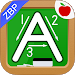 Download 123s ABC Handwriting Game for Kids & Adults 20 APK