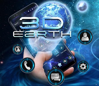 Download 3D Earth Launcher 5.44.11 APK