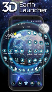 Download 3D Earth Launcher 5.44.11 APK
