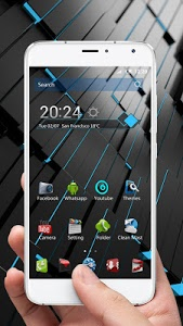 screenshot of 3D Icons HD Wallpapers version 1.1.15