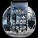 Download 3D Rain Broken Glass Theme 1.3.12 APK