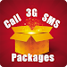 Download Mobile Packages: 3G,SMS & Call 3.0.2 APK