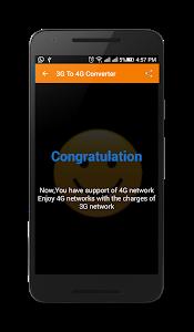 Download 3G to 4G Converter 1.0 APK