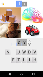 screenshot of 4 Pictures 1 Word version 1.2.3