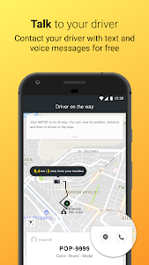 screenshot of 99 - Private Driver and Taxi version 6.4.6