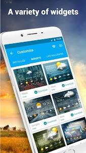 Download Live Weather Forecast Widget 14.0.0.4232 APK