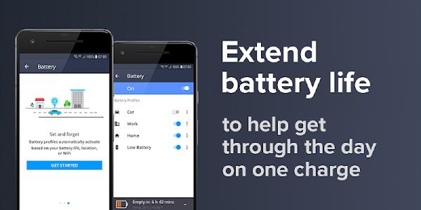 screenshot of AVG Cleaner – Speed, Battery & Memory Booster version 4.11.0