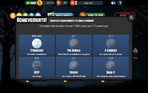 screenshot of Bingo - Free Bingo Games version 2.01.003