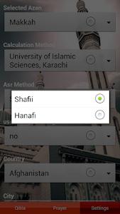 Download Adhan Alarm and Qibla 1.4 APK