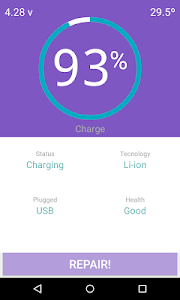 Download Advanced Repair Battery Life 1.62 APK
