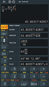 Download Advanced calculator fx 991 es plus & 991 ms plus 3.6.1-build-12-10-2018-18-release APK