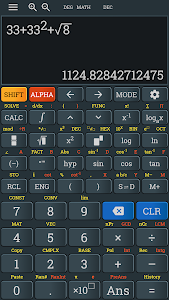 screenshot of Advanced fx calculator 991 es plus & 991 ms plus version 3.8.5-07-01-2019-21-release