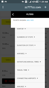 Download Airlines tickets & Booking hotels & Rental Cars 1.3 APK