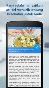 screenshot of Alodokter: Chat Bersama Dokter version 1.1.2