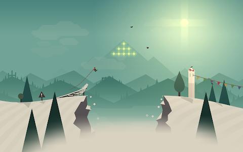 screenshot of Alto's Adventure version 1.7.2