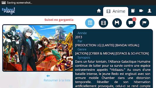Download Anime Vostfr - Endless Manga 1.1.0 APK