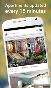 screenshot of Apartment & Rental Home Search version Varies with device