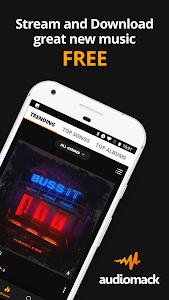 screenshot of Audiomack | Download New Music version 4.2.1
