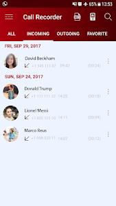 Download Auto call recorder 2.3.4 APK