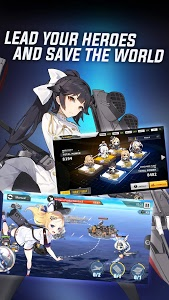 screenshot of Azur Lane version 1.2.125