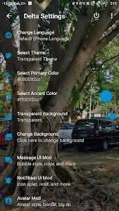 Download BBM TRANSPARAN THEME 1.0.0 APK