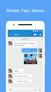 screenshot of BOTIM - Unblocked Video Call and Voice Call version 1.2.8