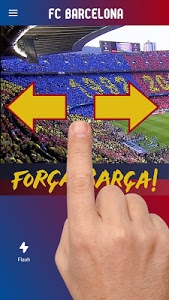screenshot of Barcelona Cam version 1.1