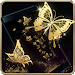 Download Gold Butterfly Live Wallpaper 1.2.0 APK