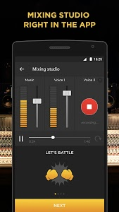 screenshot of Battle Me - Hip Hop and Rap version 2.7.5