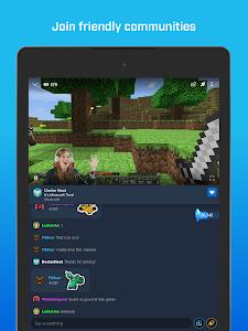 screenshot of Mixer – Interactive Streaming version 4.1.0
