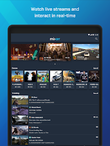 Download Mixer – Interactive Streaming 3.5.6 APK