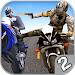 Download Bike Attack Race 2: Death games Moto Shooting free 2.7 APK