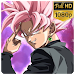 Download Black Goku Super Saiyan Rose Wallpaper 1.0 APK