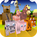 Download Blocky Animals Simulator - horse, pig and more! 1.01 APK