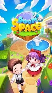 screenshot of Boom Space version 1.4.1