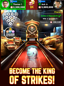 screenshot of Bowling King version Varies with device