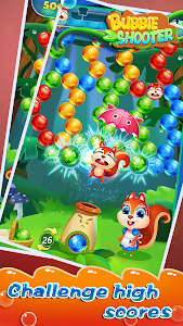 screenshot of Bubble Shooter version 2.7