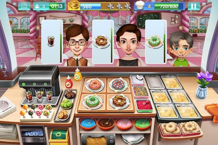 Download Crazy Cooking - Star Chef 1.7.8 APK