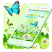 Download Butterfly Green Nature Theme 1.1.7 APK