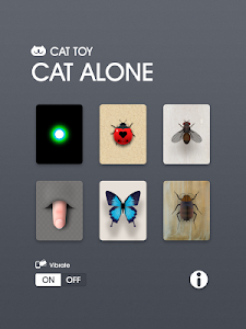 Download CAT ALONE - Cat Toy  APK