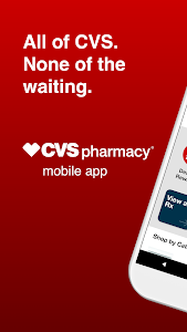 screenshot of CVS/pharmacy version 4.10.1