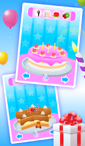 Download Cake Maker Kids - Cooking Game 1.38 APK