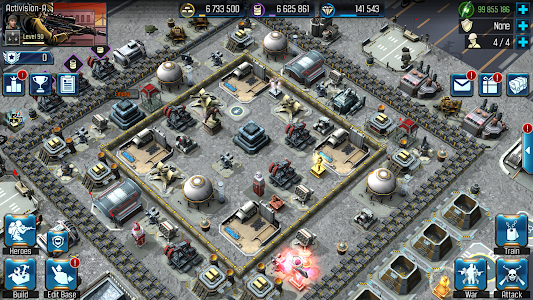 screenshot of Call of Duty®: Heroes version 4.2.1