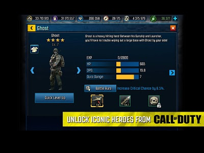 screenshot of Call of Duty®: Heroes version 3.2.0
