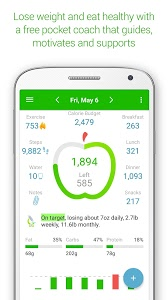 Download Calorie Counter - MyNetDiary 6.6.3 APK